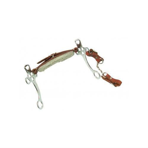 Photo of Horse Hackamore with Wool Padding