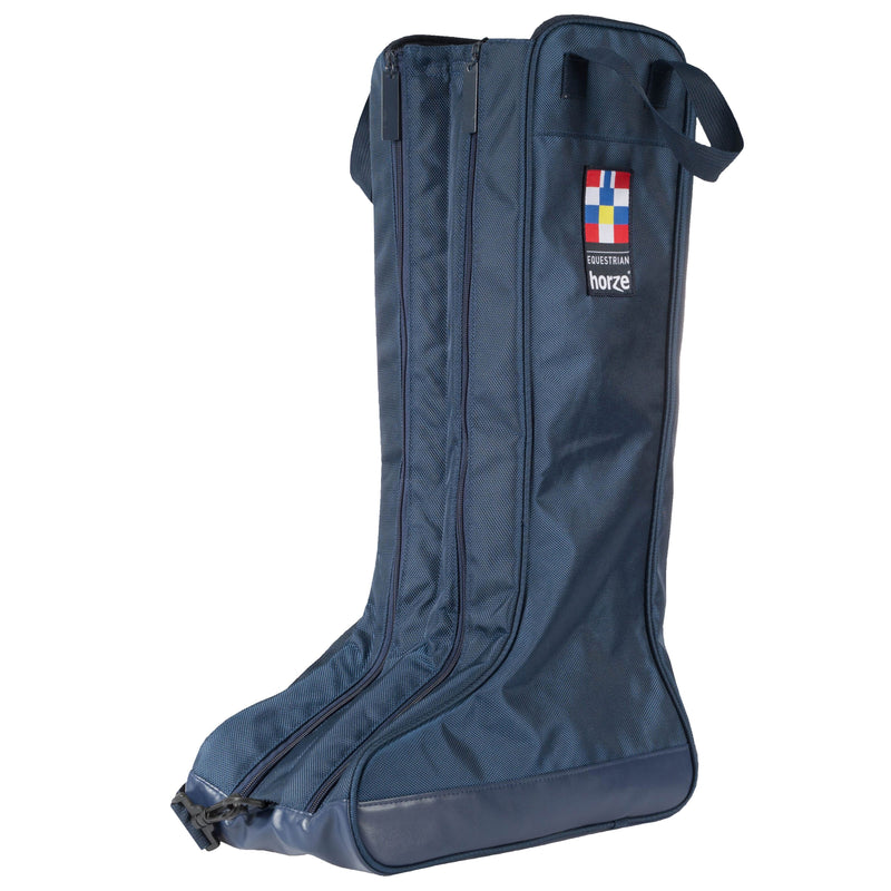 Front view of Horze Tall Boot Bag