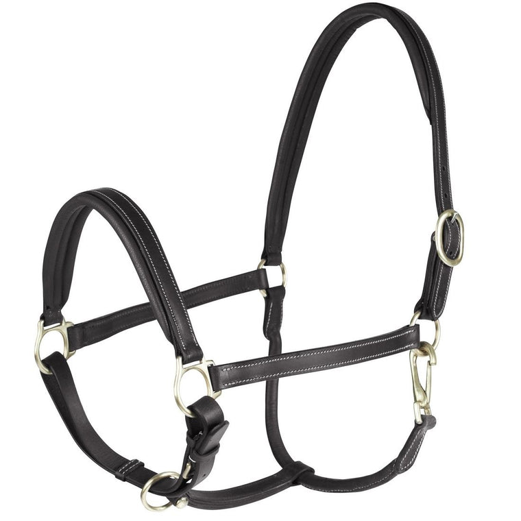 Horze Largo Leather Halter
