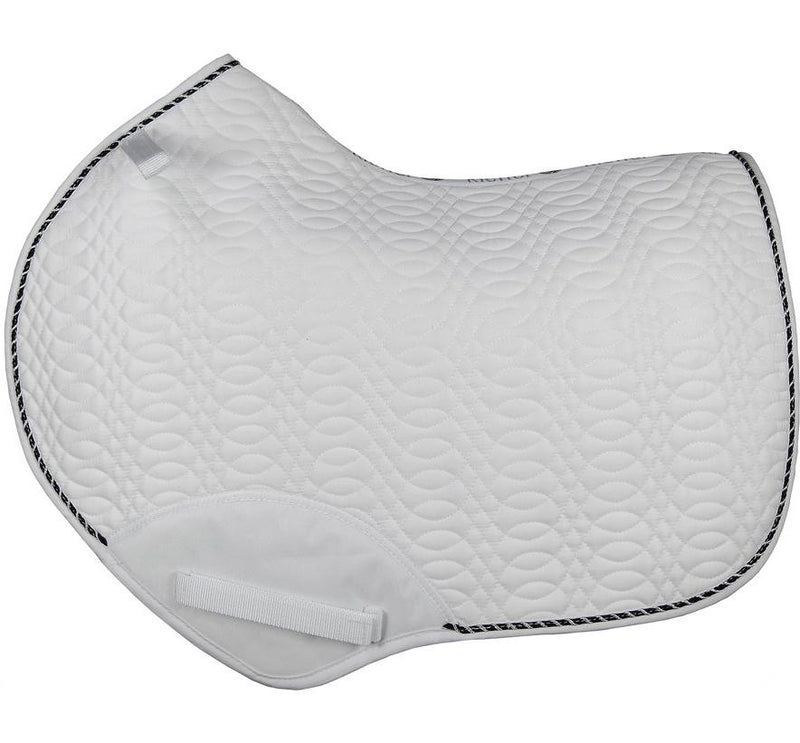 Photo of Kieffer Jump Saddle Pad in White