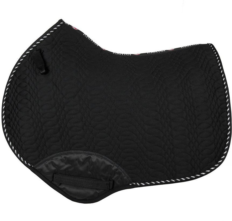 Photo of Kieffer Jump Saddle Pad in Black