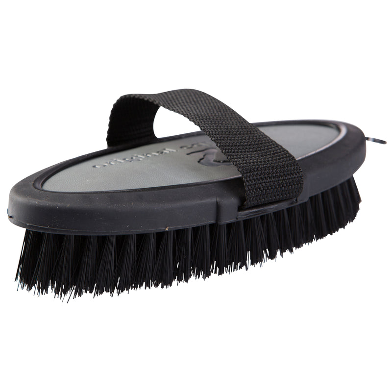Photo of Horze Maddox Body Brush in Black