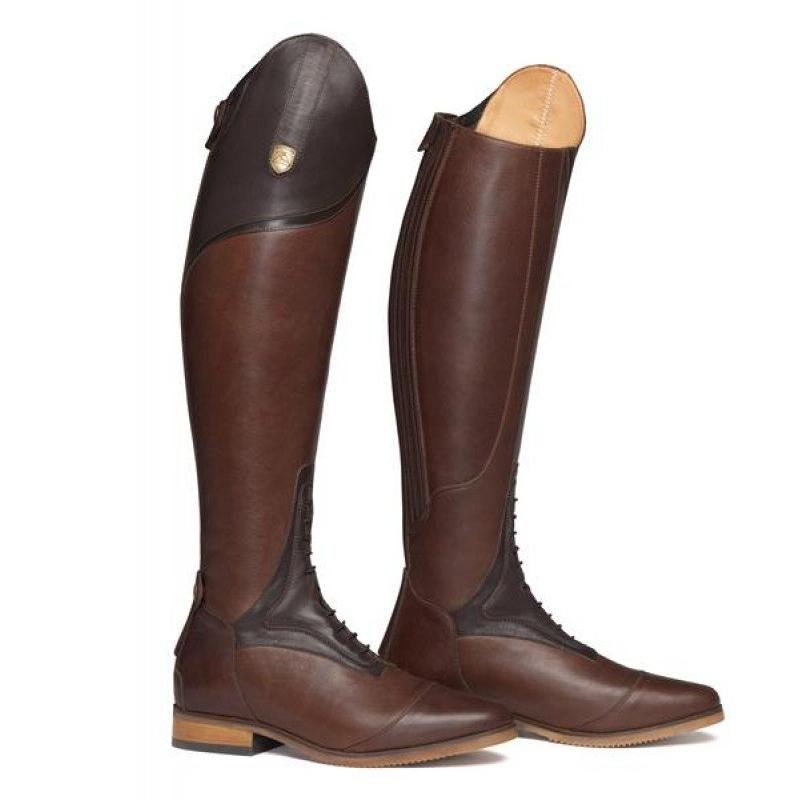 Photo of Mountain Horse Sovereign High Rider Tall Boots in Brown