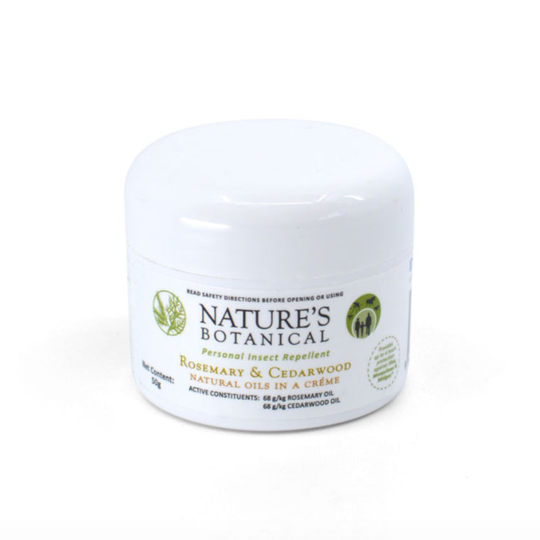 Nature's Botanical Natural Fly and Insect Repellant Creme