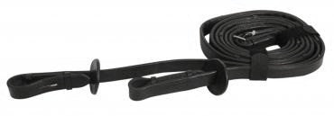Photo of McAlister Padded Reins in Black