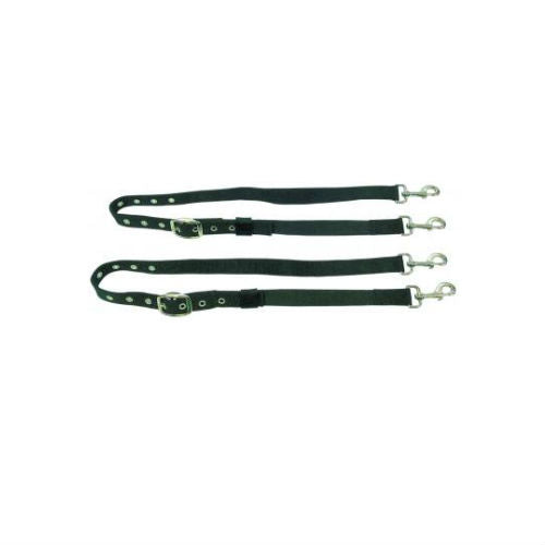 Photo of Nylon Side Reins with Elastic Lunging Training Equipment