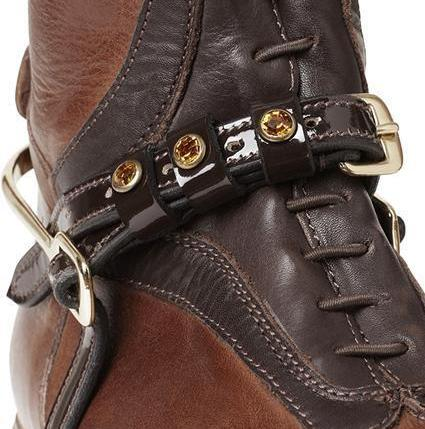 Mountain Horse Sovereign Spur Straps