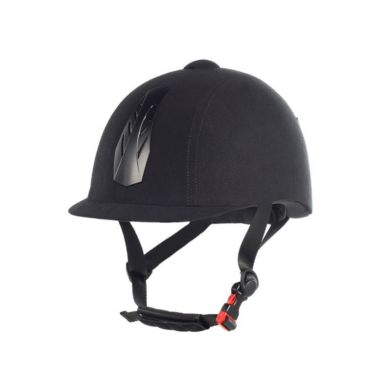 Photo of Horze Triton Helmet in Black