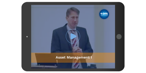 Asset Management I **