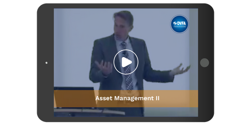 Asset Management II **