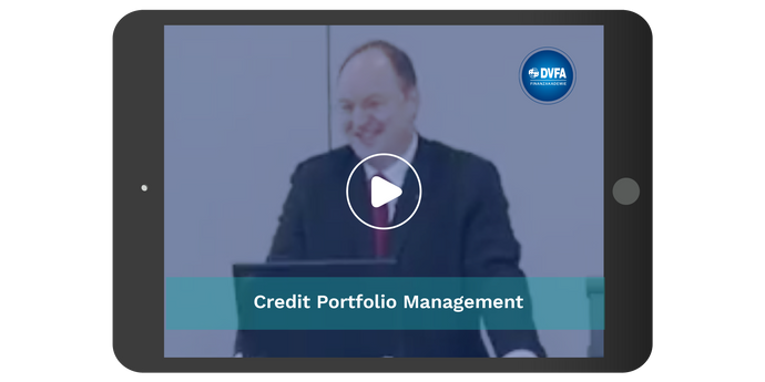 Credit Portfolio Management **