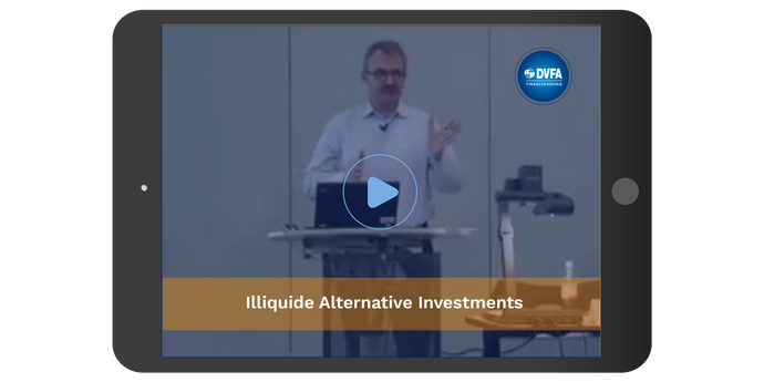 Illiquide Alternative Investments **