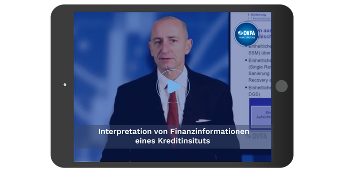 Interpretation von Finanzinformationen eines Kreditinsituts*