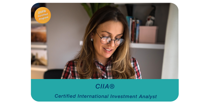 CIIA | Certified International Investment Analyst