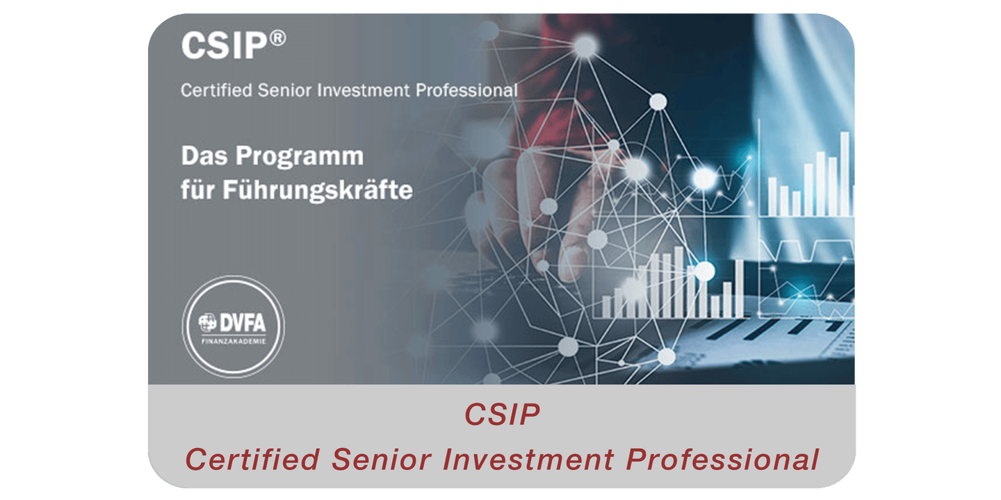 CSIP - Certified Senior Investment Professional
