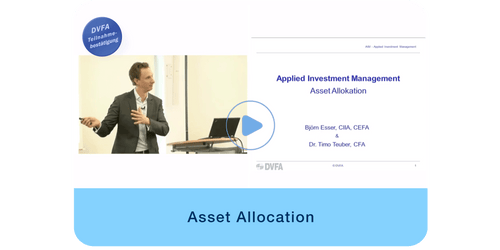 Asset Allocation **