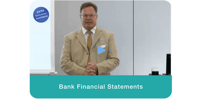DVFA, Dr. Edgar Loew, Bank Financial Statements, CIIA
