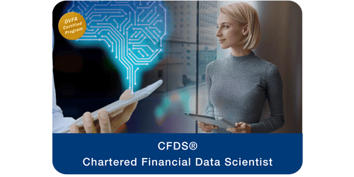 CFDS® – Chartered Financial Data Scientist
