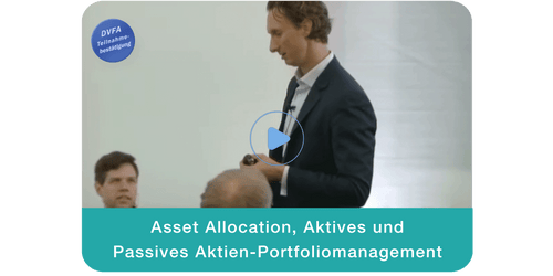 Esser, Teuber, Asset Allocation, Aktives und Passives Aktien-Portfoliomanagement – CIIA