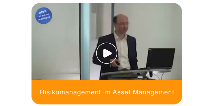 Dr. Joachim Hein, Ralf Krause, Risikomanagement im Asset Management, CRA