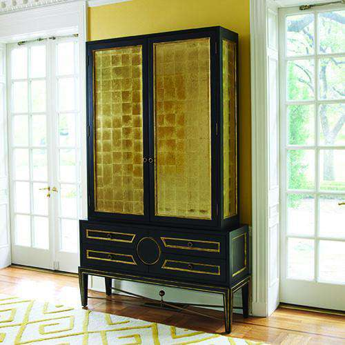 Buy Collector's Cabinet-Black Online at best prices in Riyadh