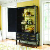 Buy Collector's Cabinet-Black/Top Only Online at best prices in Riyadh