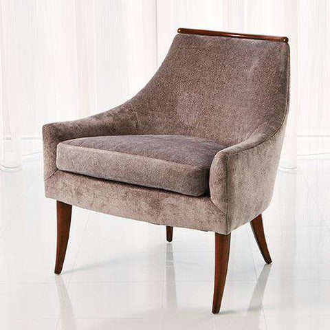 Buy Boomerang Chair-Slate Online at best prices in Riyadh