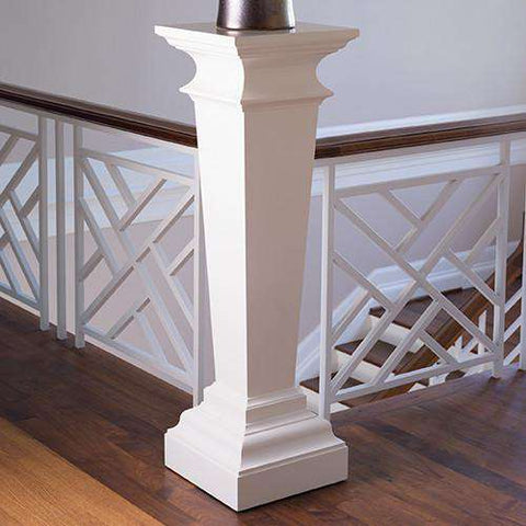 Buy York Pedestal-Ivory Online at best prices in Riyadh