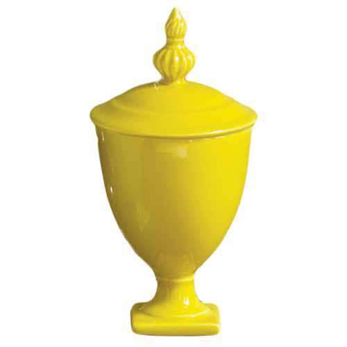 Beaufort Mini Urn-Apple Green