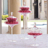 Buy Bell Footed Jar-Clear Online at best prices in Riyadh