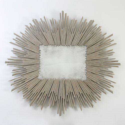 Buy Soleil Mirror-Taupe Online at best prices in Riyadh