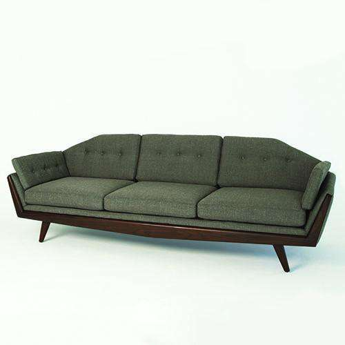 Buy Greta Sofa-Alvaro Grey Online at best prices in Riyadh