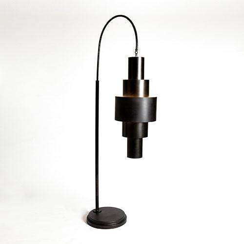 Buy Babylon Floor Lamp-Bronze Online at best prices in Riyadh