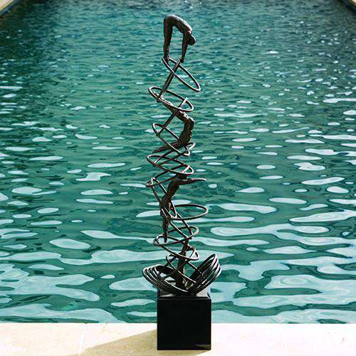 Buy Diver Sculpture Online at best prices in Riyadh