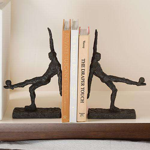 Buy Soccer Kick Bookends - Pair Online at best prices in Riyadh