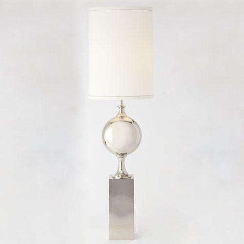 Buy Big Pill Lamp-Nickel Online at best prices in Riyadh