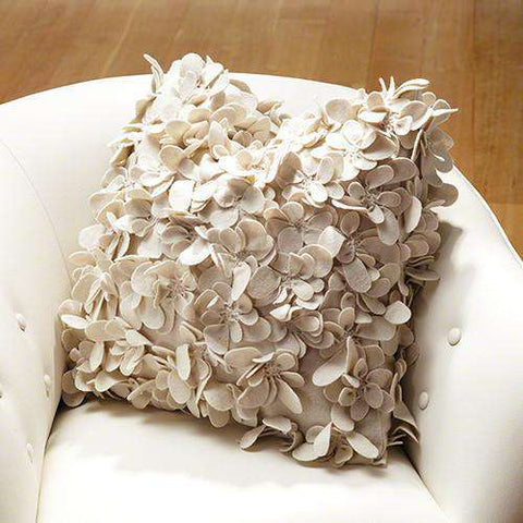 Buy Komaki Pillow-Ivory Online at best prices in Riyadh