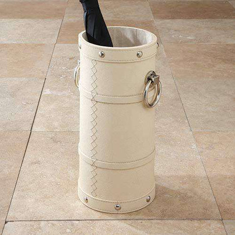 Ring Umbrella Stand-Ivory