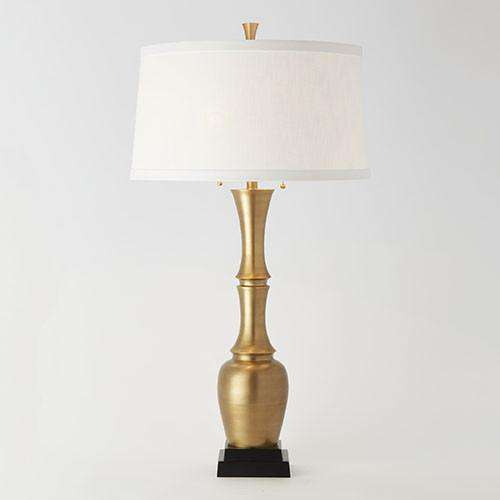 Buy Bambooesque Lamp-Antique Brass Online at best prices in Riyadh