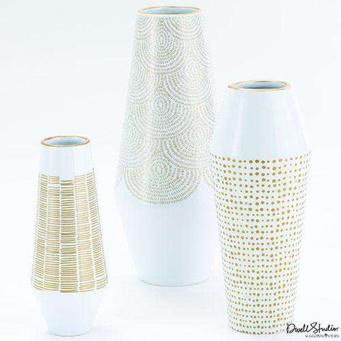 Vase Blenger - Golden