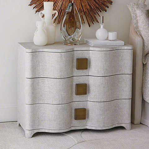 Buy Toile Linen Chest Online at best prices in Riyadh
