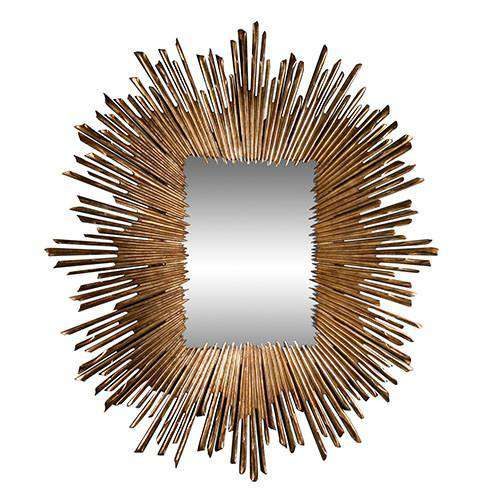 Buy Soleil Mirror-Gold Leaf Online at best prices in Riyadh