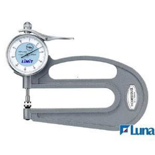 Limit Dial Thickness Gauge - 0-10X120Mm** | Dial Gauges - Thickness Gauges