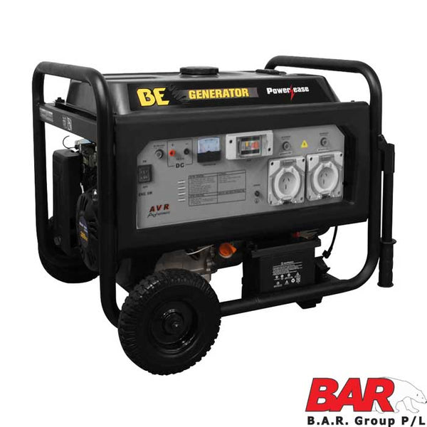 BE Deluxe Series Generator  8.0kVa-Powerease Generator-Tool Factory
