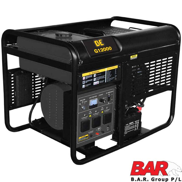 BE Deluxe Series Generator 12.0kVa-Powerease Generator-Tool Factory