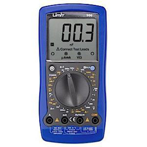 Limit Multimeter 500 (Cat Iii 600V) | Multimeters