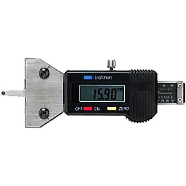 Limit Digital Tyre Profile Depth Gauge 0-25Mm | Vernier Calipers - Depth Gauges-Measuring Tools-Tool Factory