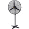 "BE Pressure Pedestal Fan, 30"" Oscillating-Fans-Tool Factory"