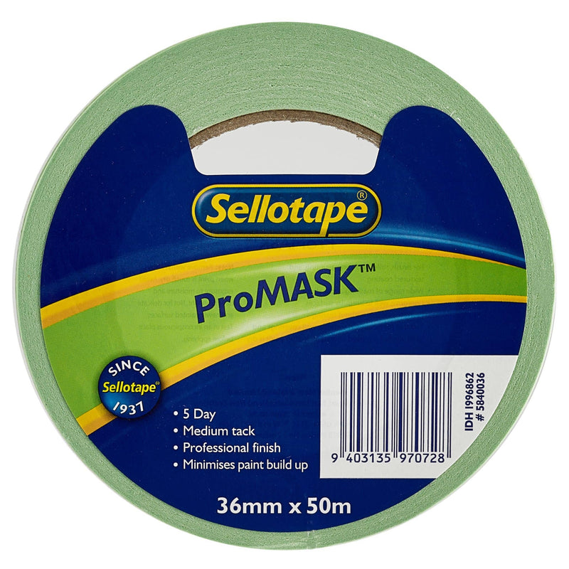 Sellotape 5840 Promask 36mmx50m-Tapes-Tool Factory