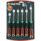 Tactix Screwdriver 6Pc Set Tx | Screwdrivers - Sets-Hand Tools-Tool Factory
